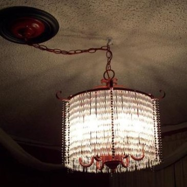 My DIY Chandelier