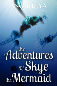 Adventures of Skye the Mermaid Cover option 1