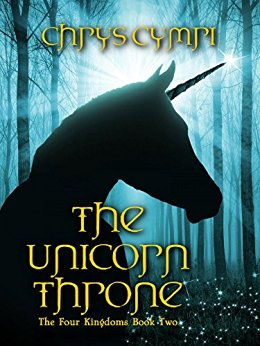 Book Review: The Unicorn Throne by Chrys Cymri