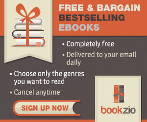 Bookzio, a newsletter with free and bargain books!