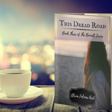 Cover Reveal: This Dread Road by Olivia Folmar Ard