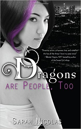 Book Review: Dragons Are People, Too