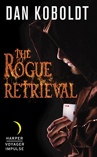 Book Review: The Rogue Retrieval by Dan Koboldt