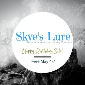 Skye's Lure by Angel Leya is on Sale May 4th - May 7th, 2016!
