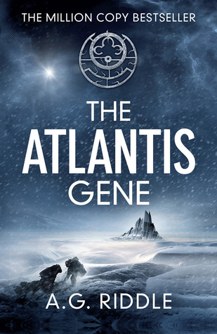 Book Review: The Atlantis Gene by AG Riddle