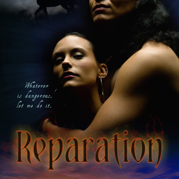 Book Review: Reparation by Laine Cunningham
