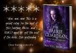 Book Review: The Faerie Guardian by @AuthorRMorgan
