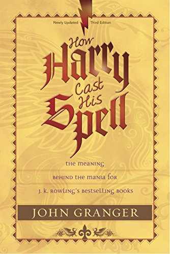 Book Review: How Harry Cast His Spell by @HogwartsProf