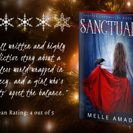 Book Review: Sanctuary by @MelleAmade