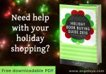 Clean YA Christmas eBook Gift Giving Guide