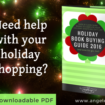 Clean YA Christmas eBook Gift Giving Guide