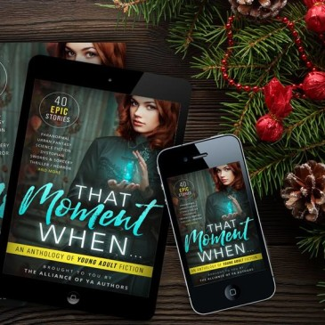 Book Review: That Moment When… by @YABookGiveaways