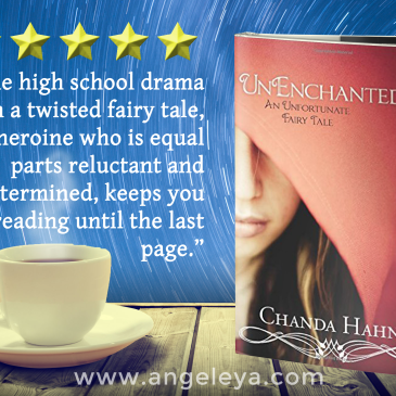 Book Review: UnEnchanted by @ChandaHahn