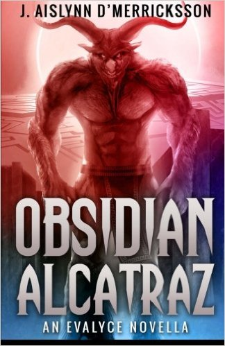Book Review: Obsidian Alcatraz by @cala_gobraith