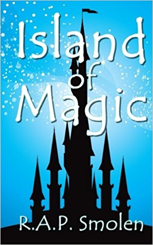 Book Review: Island of Magic by @roxannesmolen