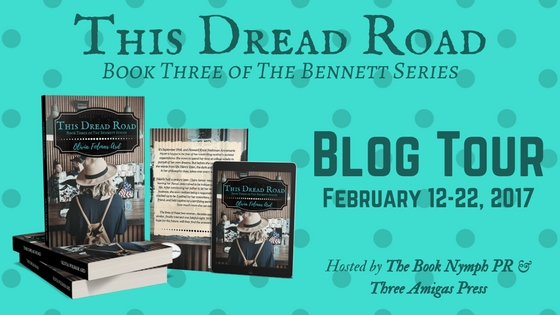 Blog Tour: This Dread Road by @oliviadeard