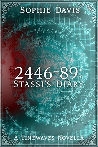 Book Review: 2446-89: Stassi's Diary by @SeeSophiesWrite