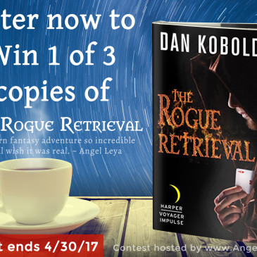 #Giveaway & Guest Post by @DanKoboldt