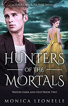 Book Review: Hunters of the Mortals by @monicaleonelle