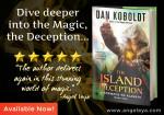 Book Review: The Island Deception by @DanKoboldt