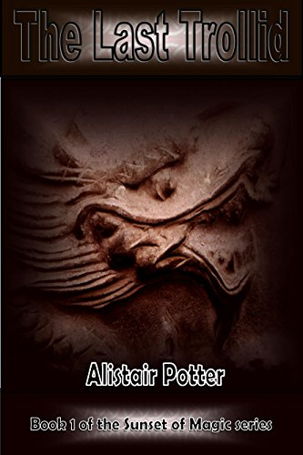 Book Review: The Last Trollid by @AuthorAliPotter