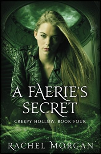 Book Review: A Faerie's Secret by @AuthorRMorgan