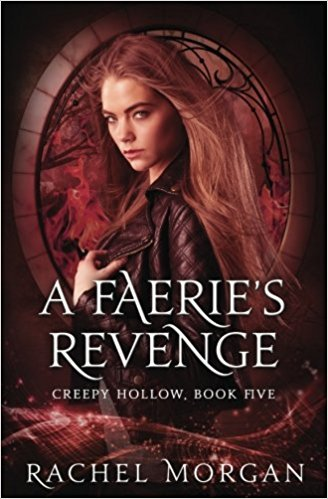 Book Review: A Faerie's Revenge by @AuthorRMorgan