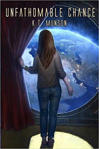 Book Review: Unfathomable Chance by @Ktmunson