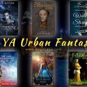10 Free YA Urban Fantasy Books!