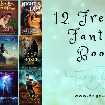12 Free YA Fantasy Books!