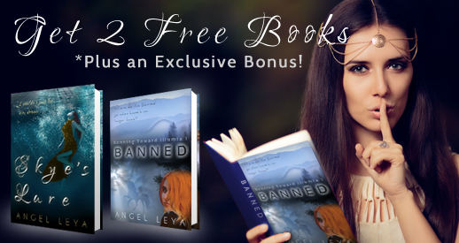 Get free gifts when you join Angel Leya's Legion | www.Angeleya.com #yalit #freeebooks #fantasy #sff #amreading