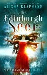 Book review: The Edinburgh Seer by Alisha Klapheke | www.AngeLeya.com #fantasy #alternatepresent #4stars