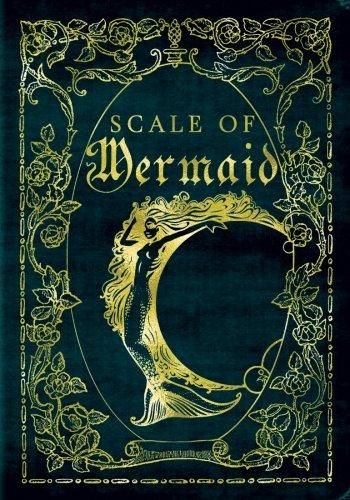 Scale of Mermaid journal by Angel Leya | www.angeleya.com