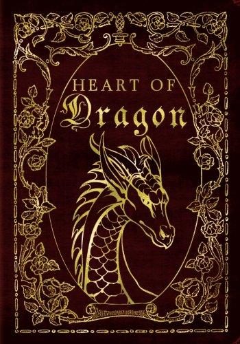 Heart of Dragon journal by Angel Leya | www.angeleya.com