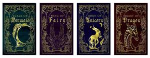 Magical Ingredient Fantasy Journals by Angel Leya | www.AngeLeya.com