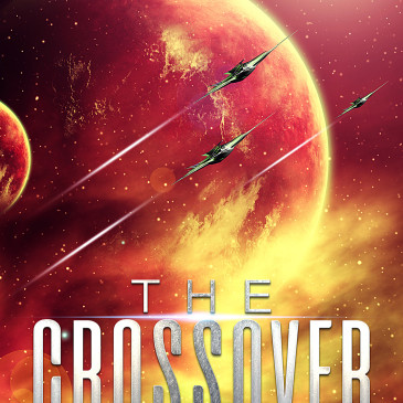 Cover Reveal: The Crossover by @MsHeatherHorst
