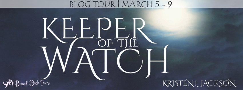Blog Tour: Keeper of the Watch, Dimension 7 by Kristen L. Jackson | Blog tour organized by YA Bound | www.angeleya.com