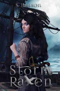 Blog Tour: Storm Raven by K Hanson | Tour organized by YA Bound | www.angeleya.com