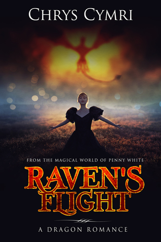 Book Review: Raven's Flight by @ChrysCymri