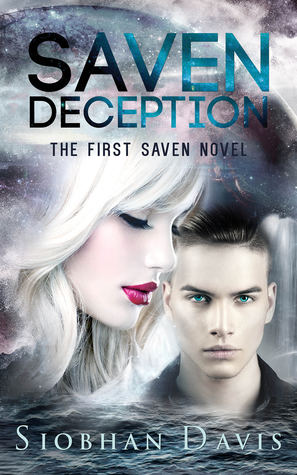 Book Review: Saven Deception by @siobhandavis