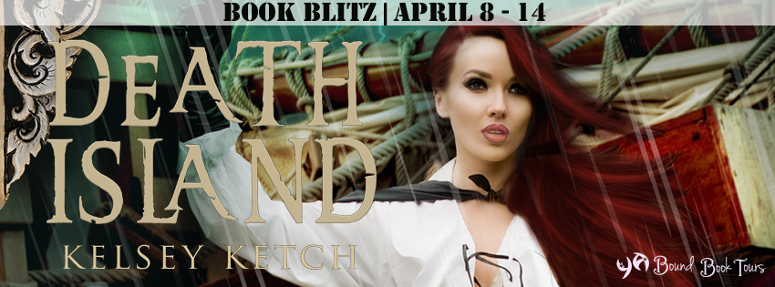 Book Blitz: Death Island by Kelsey Ketch | www.angeleya.com