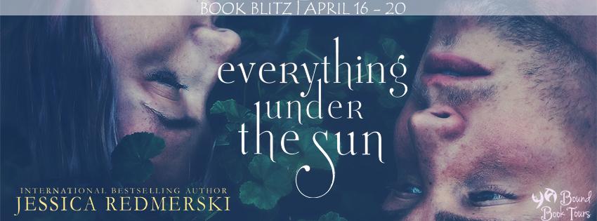 Book Blitz: Everything Under the Sun by J.A. Redmerski | www.angeleya.com