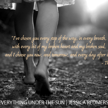 Book Blitz + #Giveaway: Everything Under the Sun by @JRedmerski