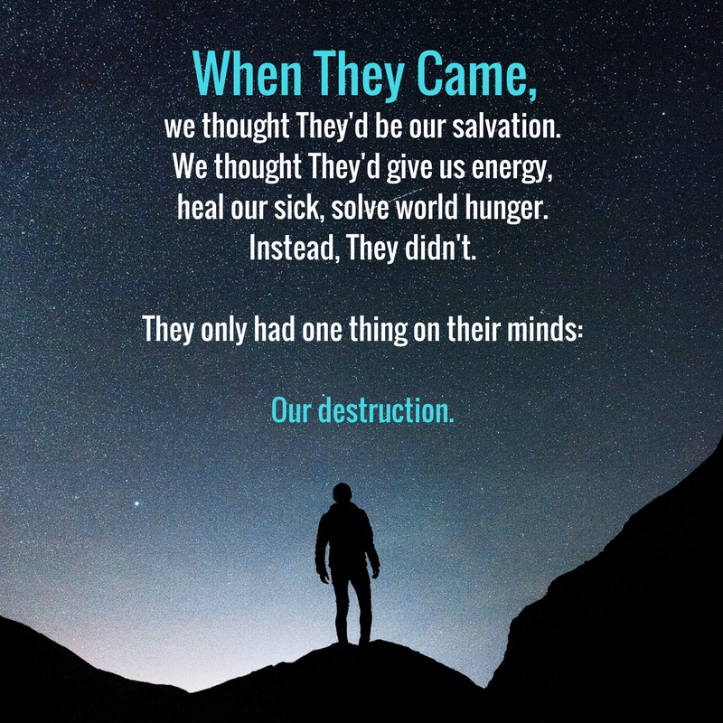 Quote from Book Blitz & #Giveaway: When They Came by Kody Boye | Tour organized by YA Bound | www.angeleya.com