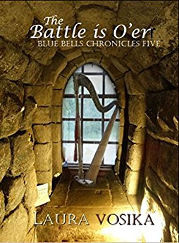 Book Spotlight: The Battle is O'er by @lauravosika