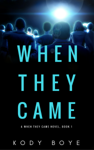 Book Blitz & #Giveaway: When They Came by Kody Boye | Tour organized by YA Bound | www.angeleya.com