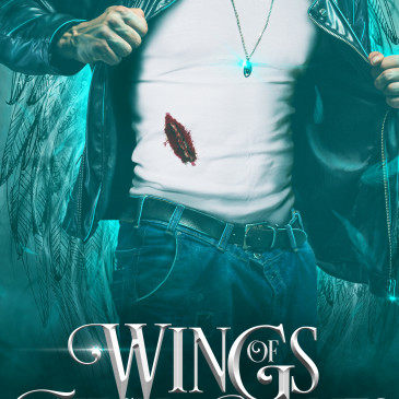 Book Blitz + #Giveaway: Wings of Flesh and Bones by @cathconstantine