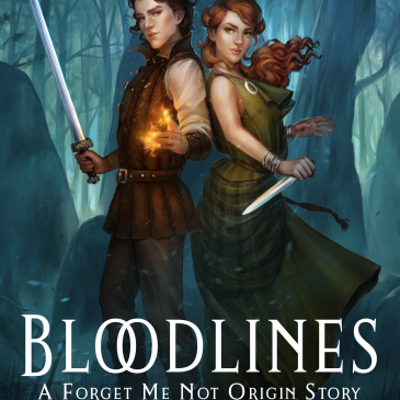 Cover Reveal: Bloodlines by @CLCannonAuthor