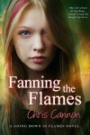 Fanning the Flames by Chris Cannon | tour organized by YA Bound | www.angeleya.com