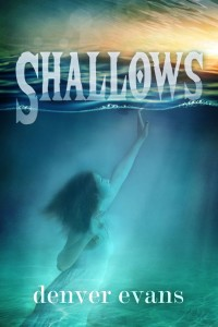 Shallows by Denver Evans | www.AngeLeya.com #mermaid #cleanreads #yalit